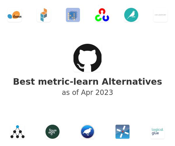 Best metric-learn Alternatives