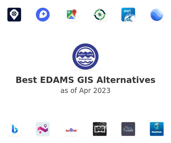 Best EDAMS GIS Alternatives