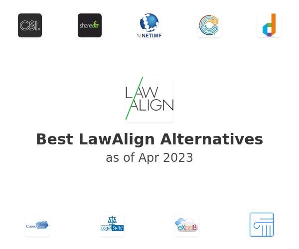 Best LawAlign Alternatives