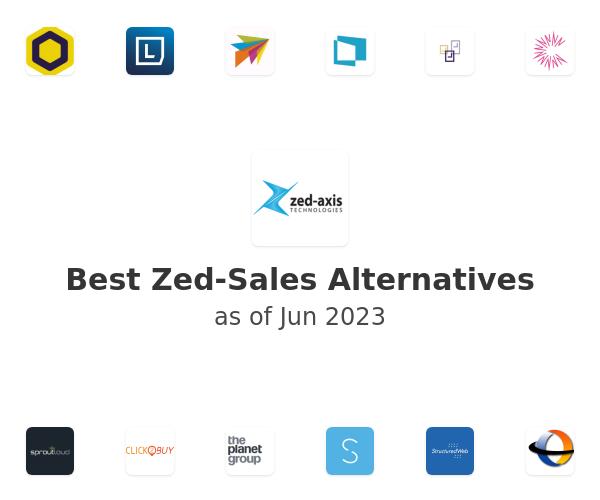 Best Zed-Sales Alternatives