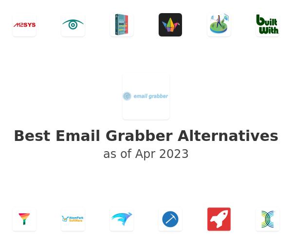 Best Email Grabber Alternatives