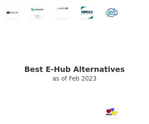 Best E-Hub Alternatives