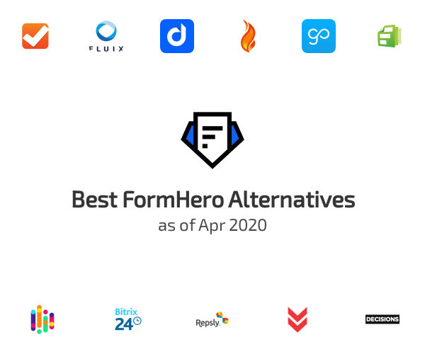 Best FormHero Alternatives