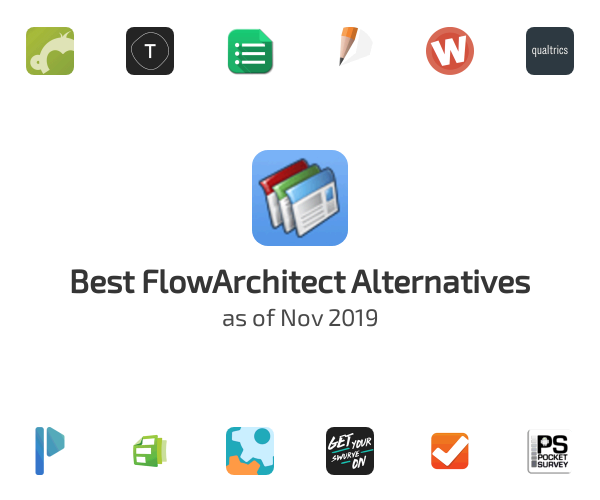 Best FlowArchitect Alternatives