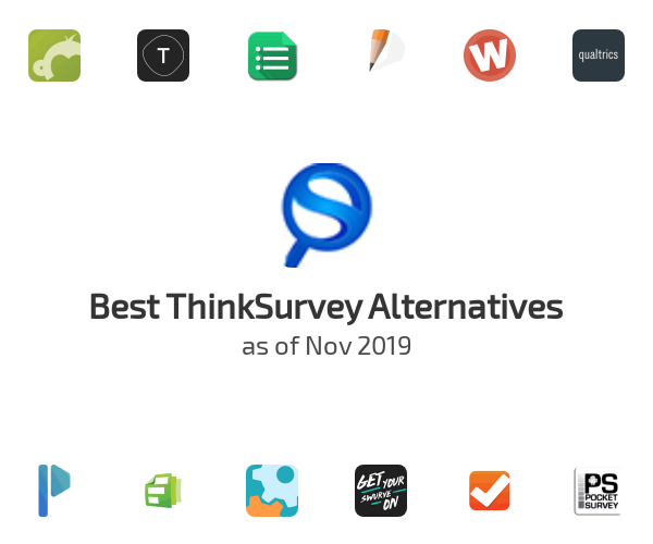 Best ThinkSurvey Alternatives