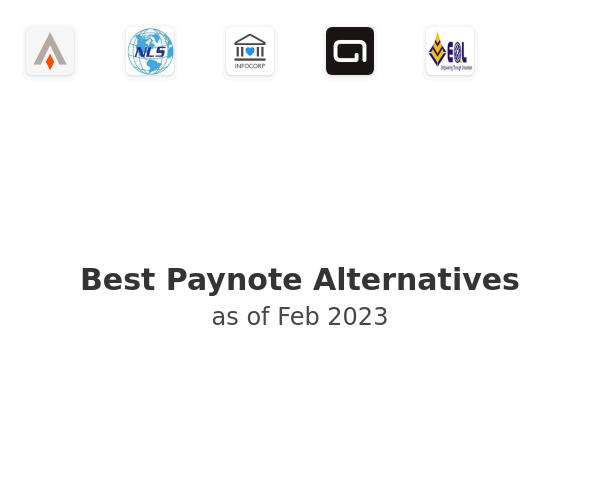 Best Paynote Alternatives