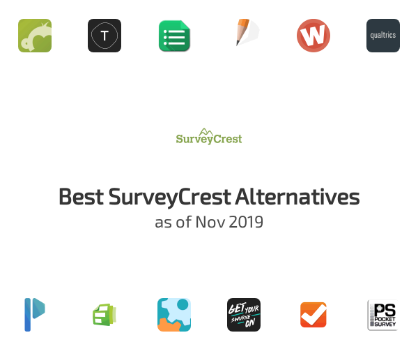 Best SurveyCrest Alternatives