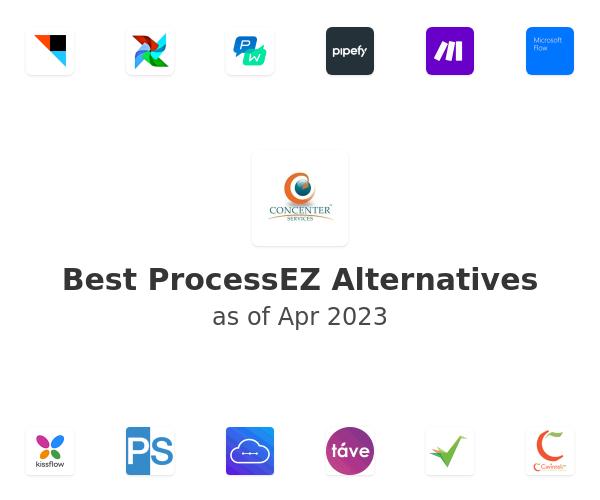 Best ProcessEZ Alternatives