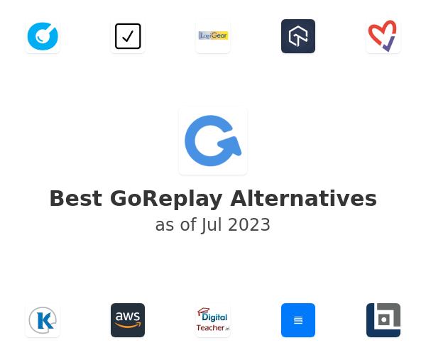 Best GoReplay Alternatives