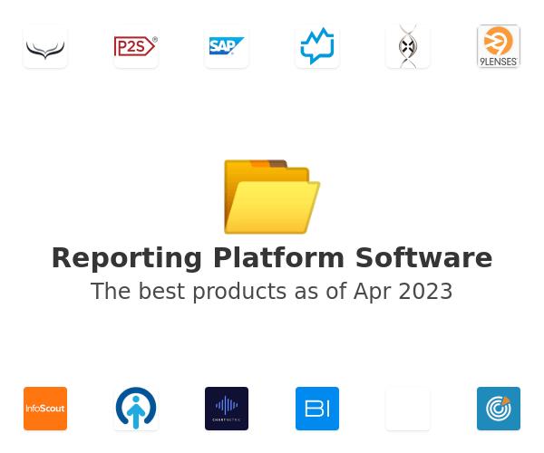 Reporting Platform Software