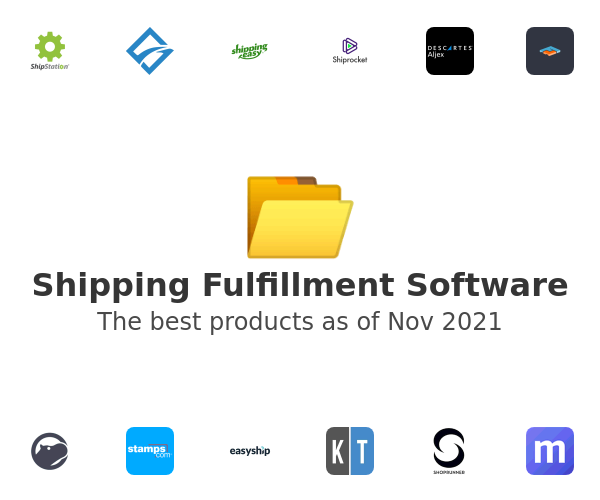 Shipping Fulfillment Software