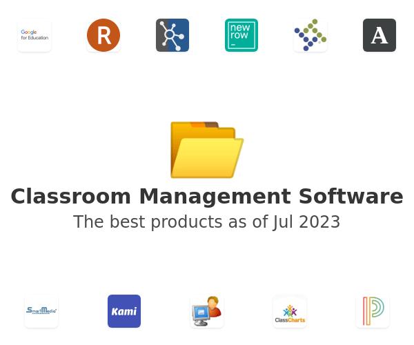 Classroom Management Software