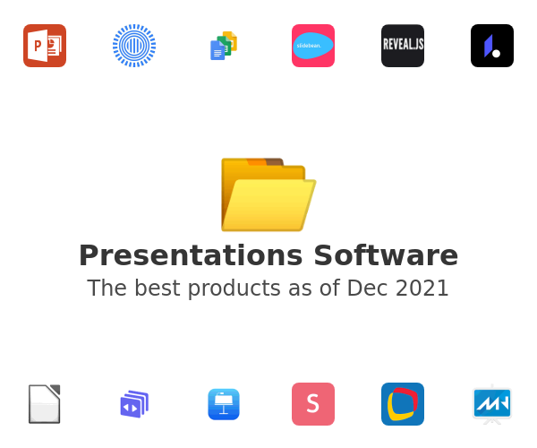 Presentations Software