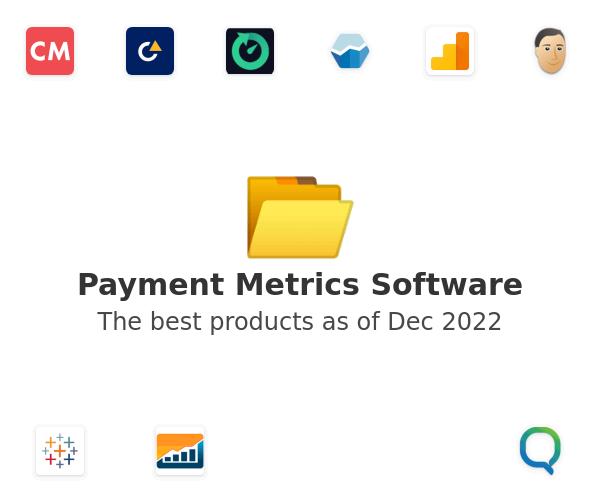 Payment Metrics Software