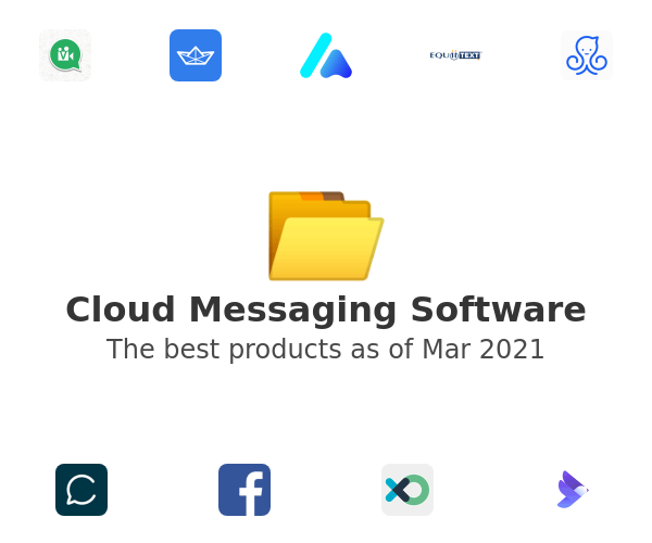 Cloud Messaging Software