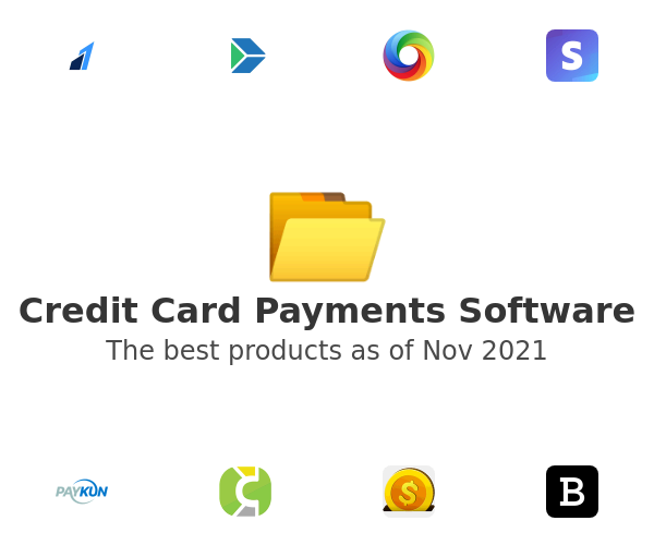 Credit Card Payments Software