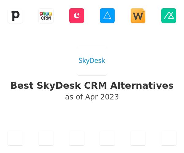 Best SkyDesk CRM Alternatives