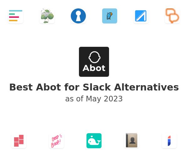 Best Abot for Slack Alternatives