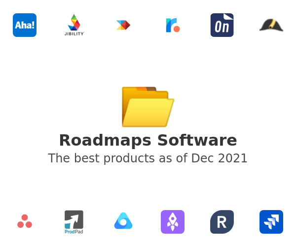 Roadmaps Software