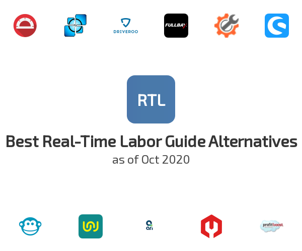 Best Real-Time Labor Guide Alternatives