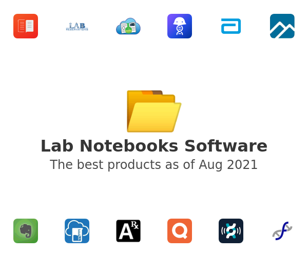 Lab Notebooks Software