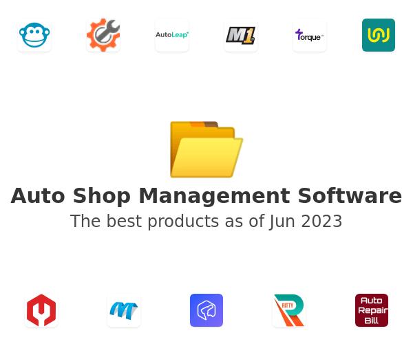 Auto Shop Management Software