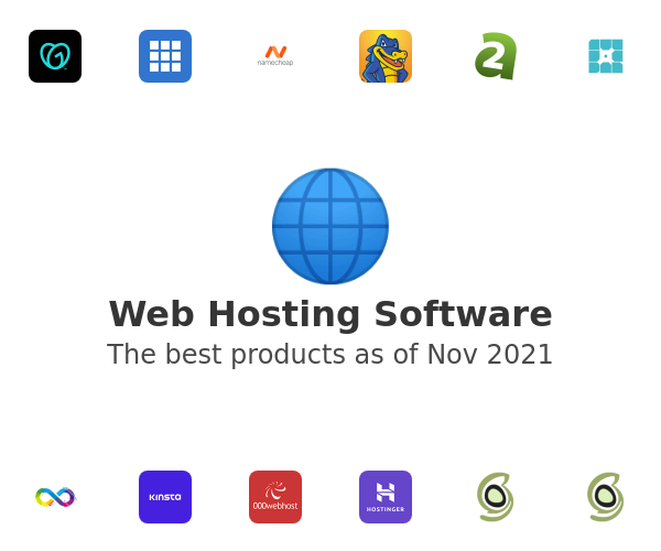 Web Hosting Software