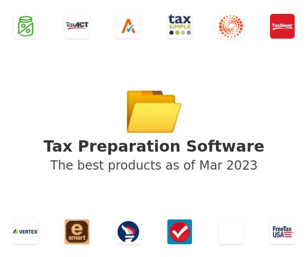 Tax Preparation Software