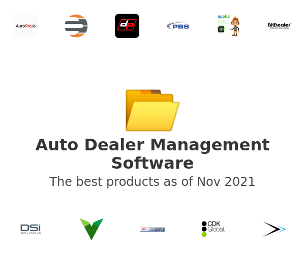 Auto Dealer Management Software