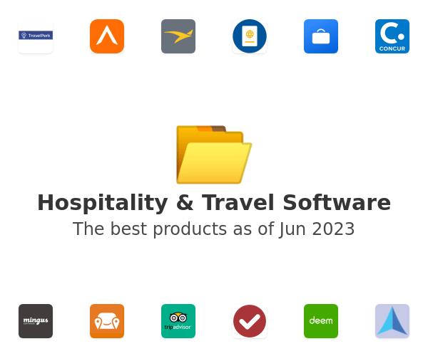 Hospitality & Travel Software