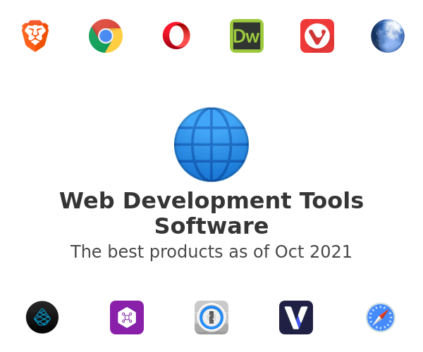 Web Development Tools Software