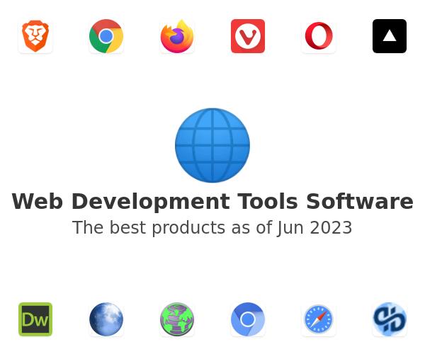 Web Development Tools Software