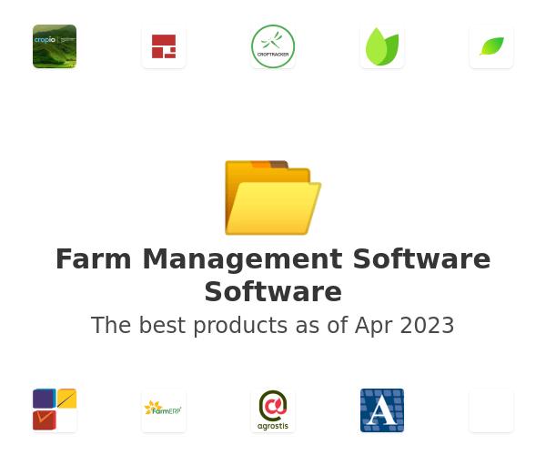 Farm Management Software Software