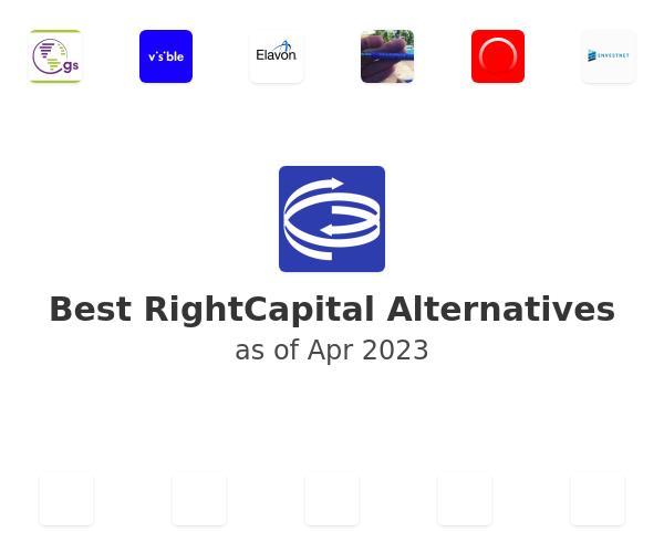 Best RightCapital Alternatives