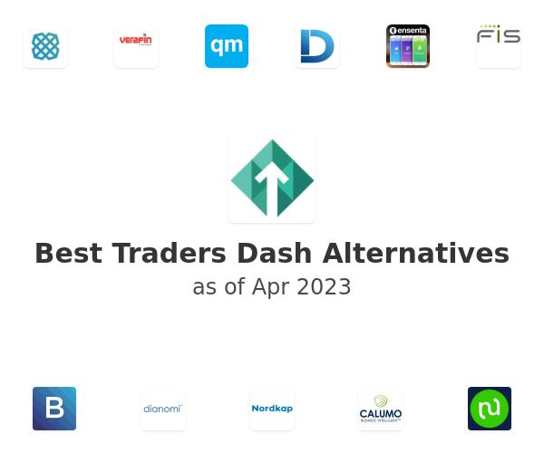 Best Traders Dash Alternatives
