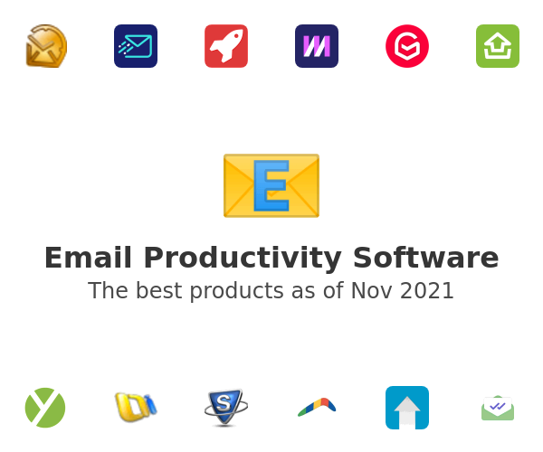 Email Productivity Software