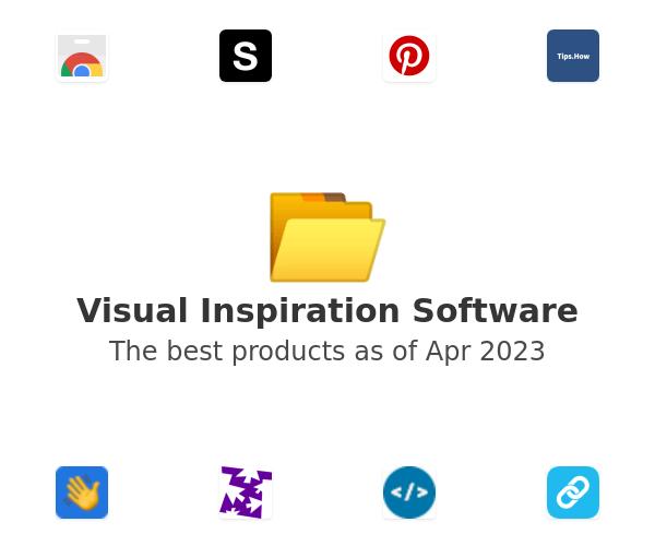 Visual Inspiration Software