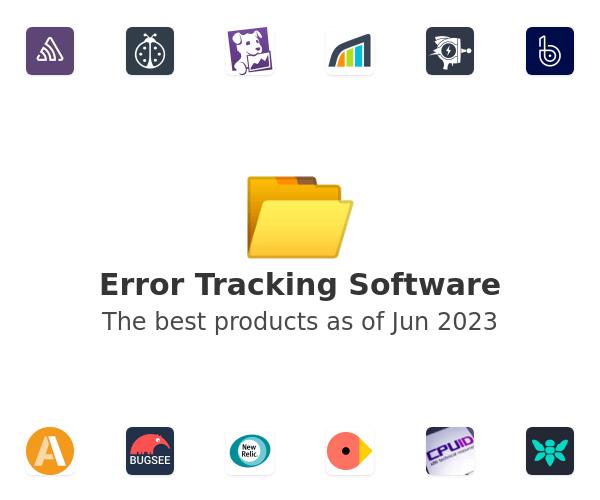 Error Tracking Software