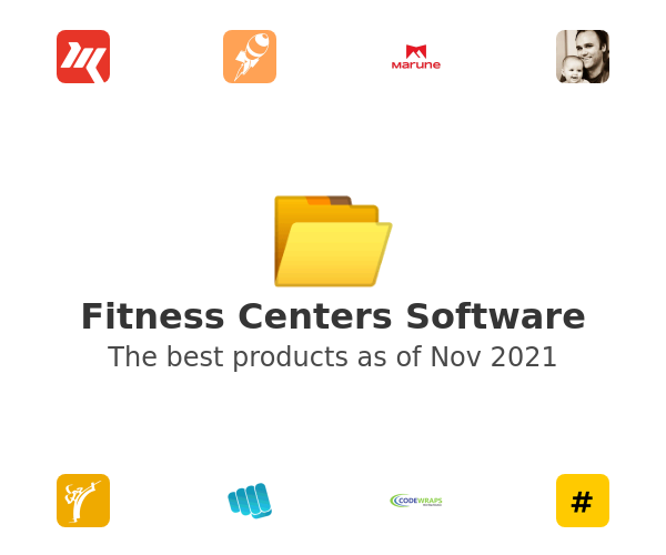 Fitness Centers Software