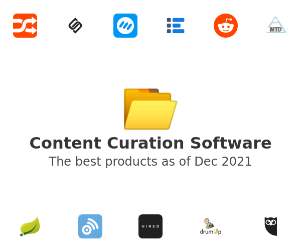 Content Curation Software