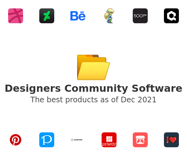 Designers Community Software