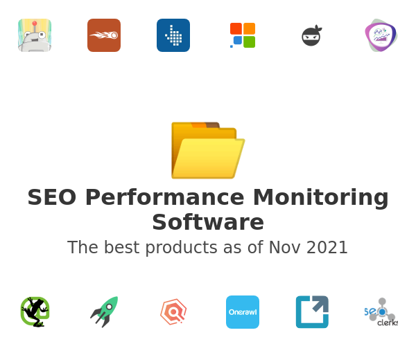 SEO Performance Monitoring Software