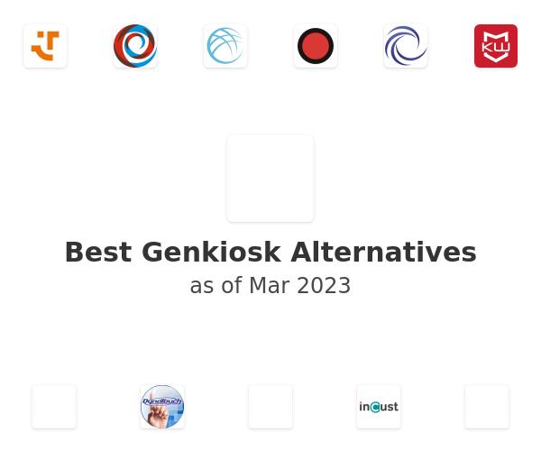 Best Genkiosk Alternatives