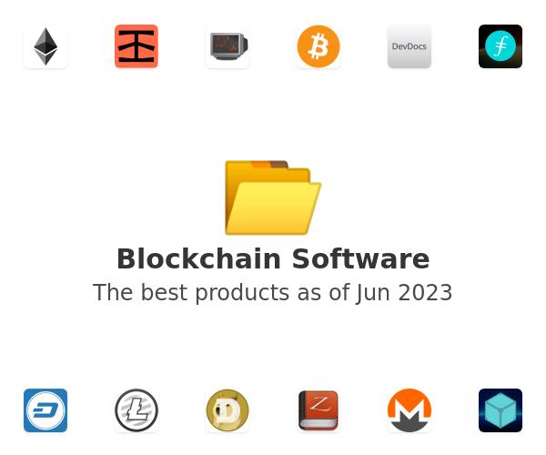 Blockchain Software