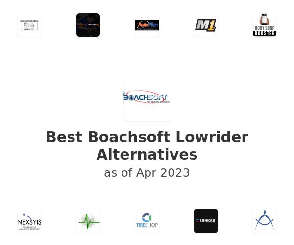 Best Boachsoft Lowrider Alternatives