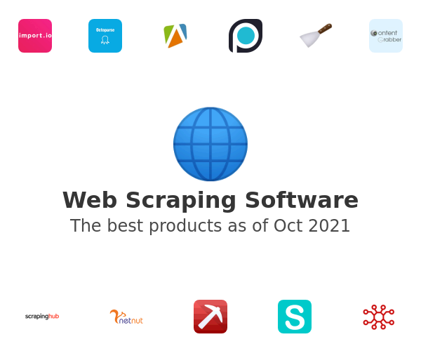 Web Scraping Software