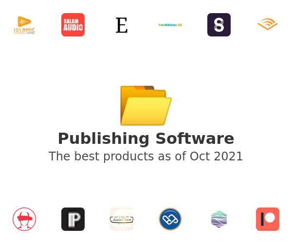Publishing Software
