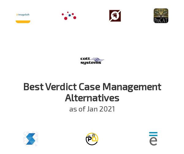 Best Verdict Case Management Alternatives