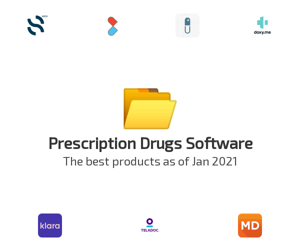 Prescription Drugs Software