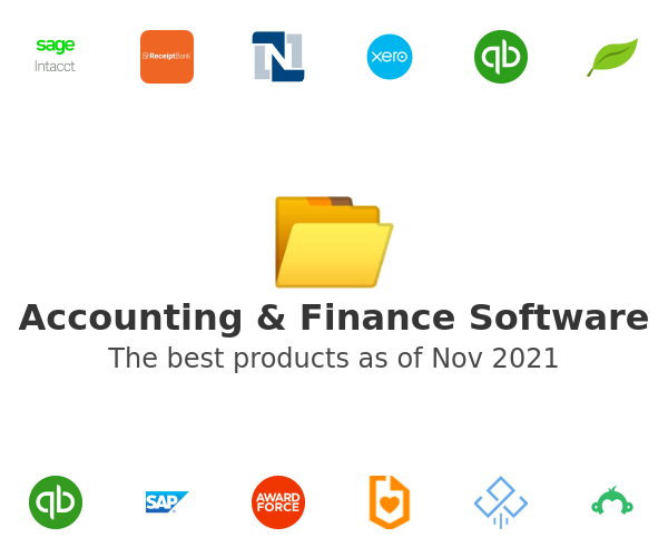 Accounting & Finance Software